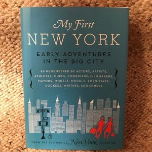 Book: My First New York from the editors of NY Mag